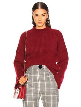 Kara Ribbed Sweater
