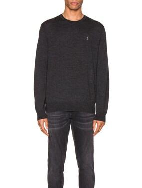 Merino Wool Long Sleeve Sweater