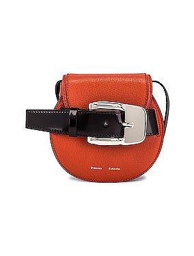 Mini Buckle Crossbody Bag
