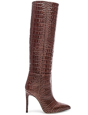Stiletto Knee High Boot