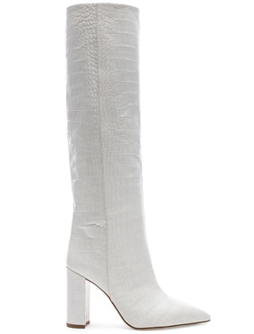 Croco Tall Boot