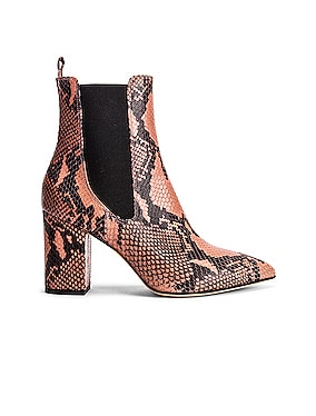 Python Print Ankle Boot