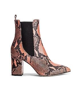 Python Print Ankle Boot