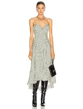 Georgette Sleeveless Dress