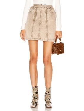 Zipper Skirt