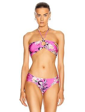 Grace Bandeau Bikini Top
