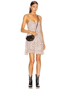 Tiered Slip Dress