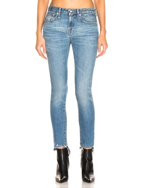 Cropped Alison Skinny