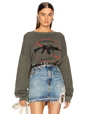 No Guns Sweatshirt