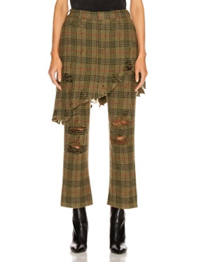 Double Classic Trouser