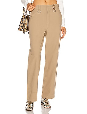 Slouch Ring Pant