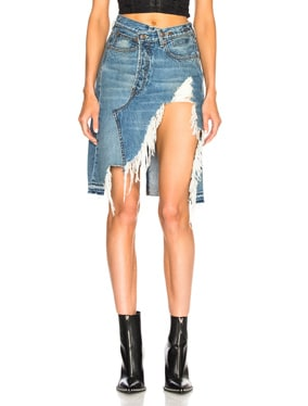 Norbury Denim Skirt