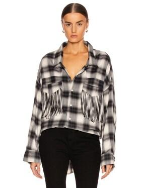 Western Fringe Shirt
