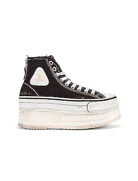 Platform High Top Sneaker