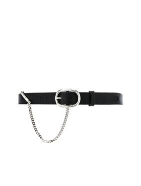 30MM Boyfriend Belt With Chain