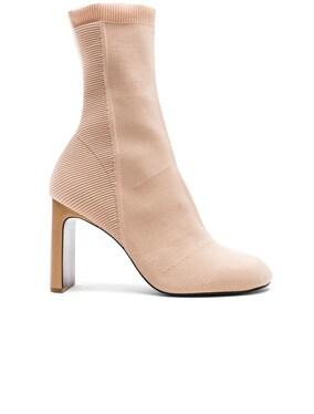 Knit Ellis Boots