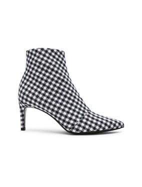 Gingham Beha Boots