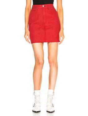 Moss Skirt