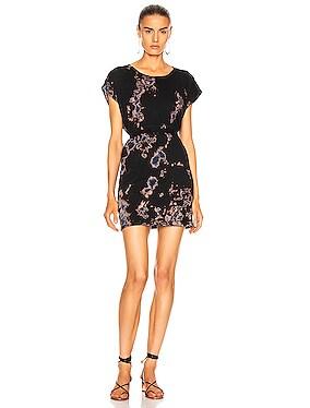 Cutoff T Shirt Dress