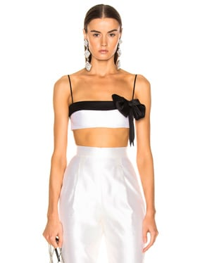 Bow Cropped Top