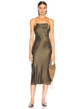 90's Long Slip Dress