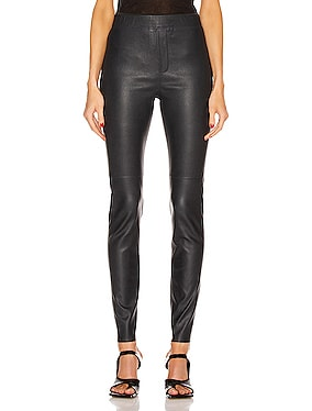 Snipe Leather Legging