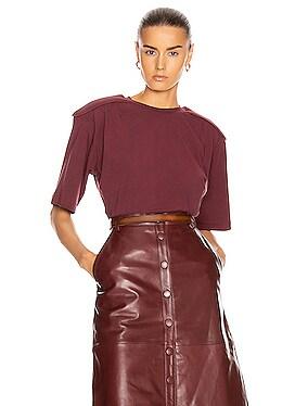 Verona Short Sleeve Top