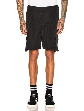 Drop Pocket Cargo Shorts