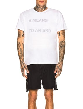 A Means To An End Graphic Tee