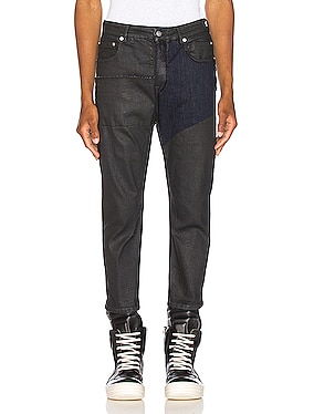 Babel Cropped Jeans