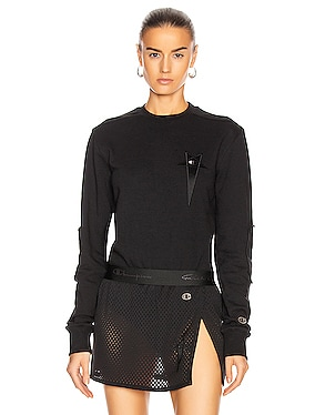 x Champion Chests Pentagram Longsleeve Bodysuit