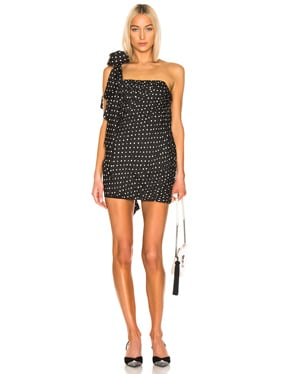 Pois Mini Dress