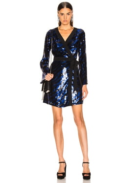 Maria Sequin Dress