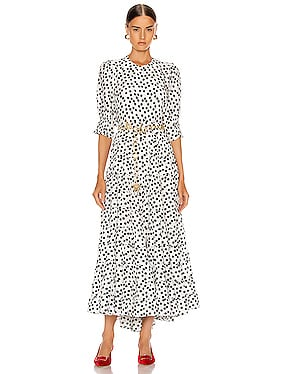 Agyness Midi Dress