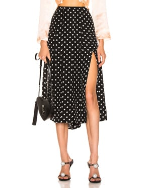 Georgia Pearl Spot Skirt