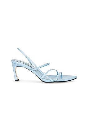 3 Strappy Pointed Sandal