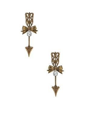 Bow & Arrow Earrings