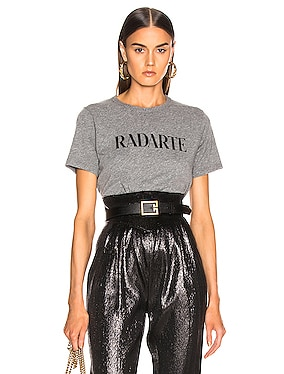 Cropped Radarte T Shirt