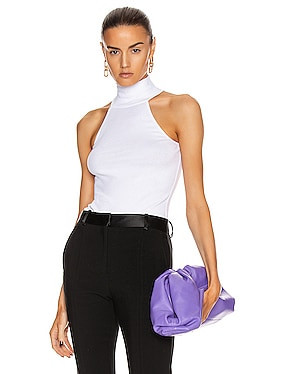 Halter T Shirt Top
