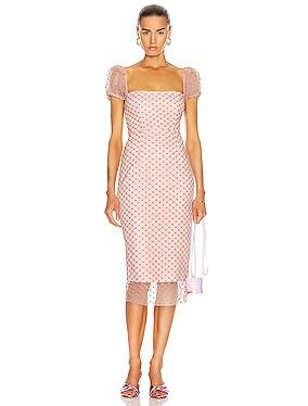 Rozalina Midi Dress