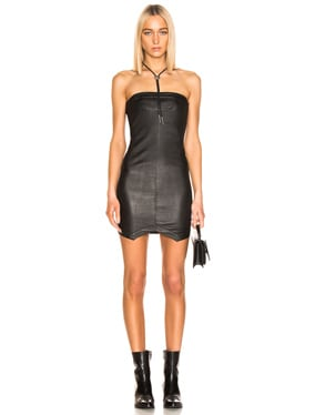 Wylde Leather Dress