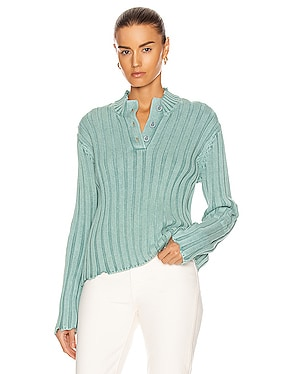 Abigail Polo Sweater