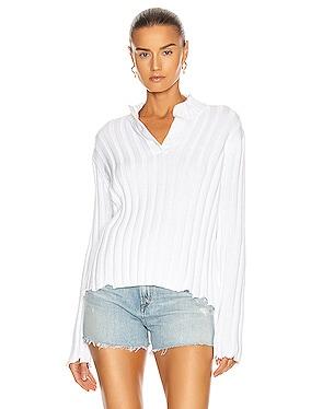 Abigail Polo Sweater