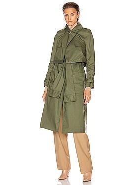 Harlow Trench Coat