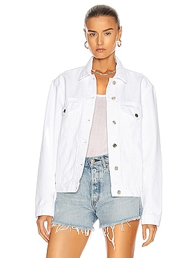 Erika Oversized Boyfriend Jacket