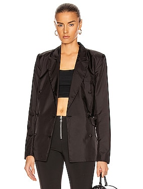 Clark Oversized Double Breasted Blazer