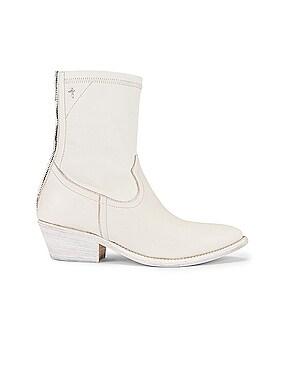 Short Western Boot