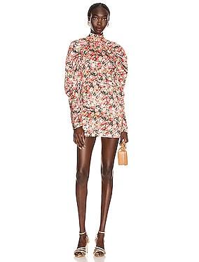 Kim Floral Mini Dress