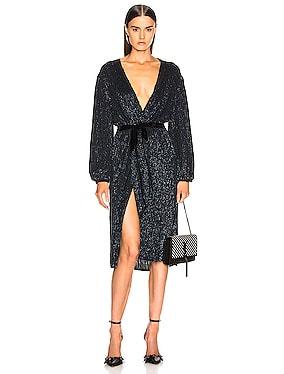 for FWRD Audrey Robe Dress