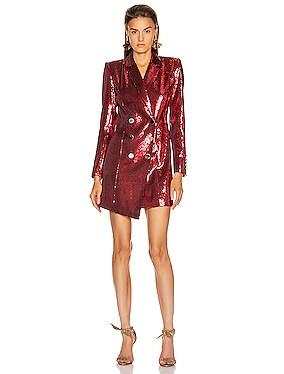 Selena Jacket Dress